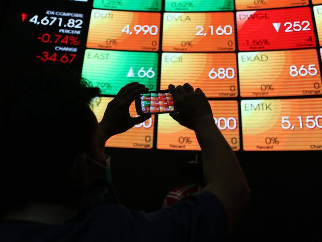 Investasi Saham Internasional di Bursa Saham Wall Street