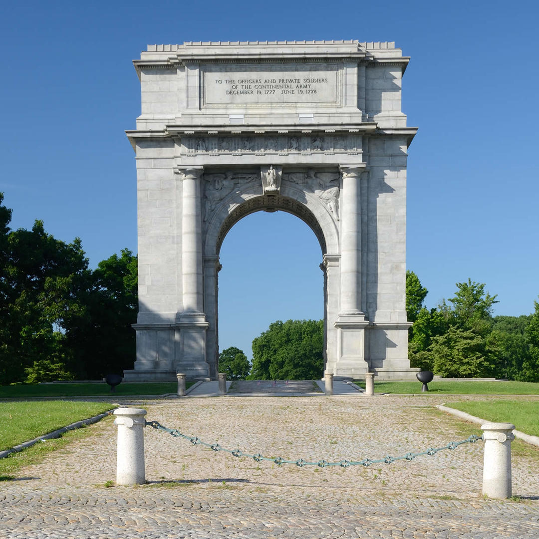 National Memorial Arch, King of Prussia, Pennsylvania
