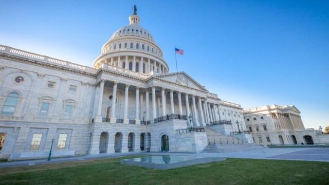 United States Capitol, Kantor Kongres Amerika Serikat