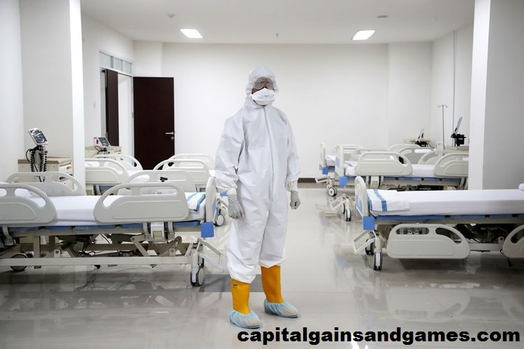 Washington Kekurangan Staf Rumah Sakit dan Kehabisan Tempat Tidur ICU Saat Covid