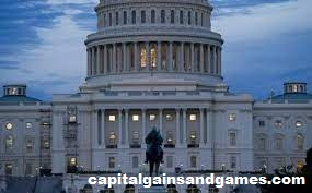 Mengulas Gedung Capitol Hill Yang Ada di Ibu Kota Washington