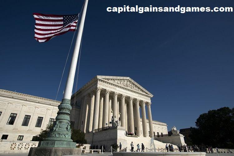 Mahkamah Agung Washington Menyetujui Pajak di Bank-Bank Besar