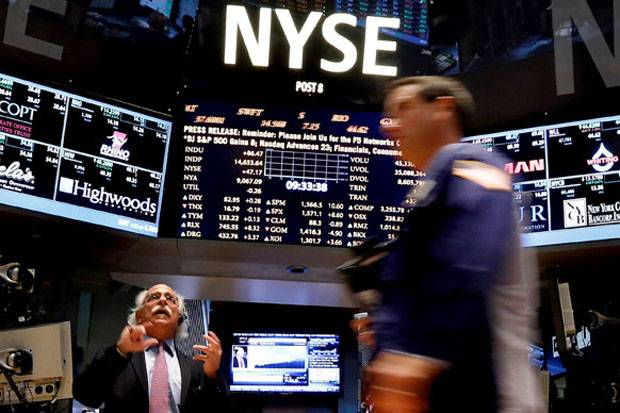 Pengaruh Bursa Saham Well Street Terhadap Keuangan Dunia