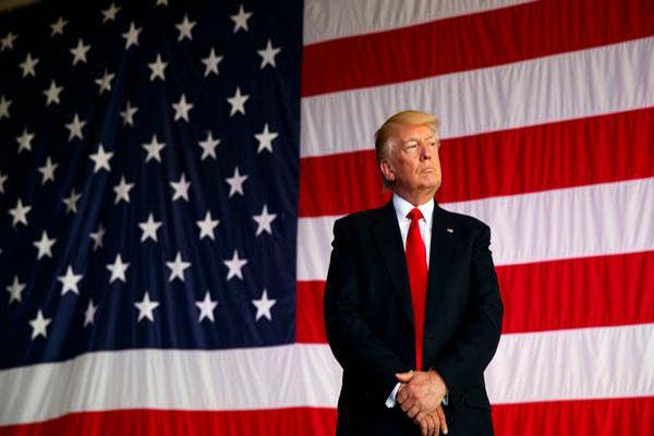 Alternatif Pembebasan Dikala Trump Menggila kepada Asumsi Pengkhianatan