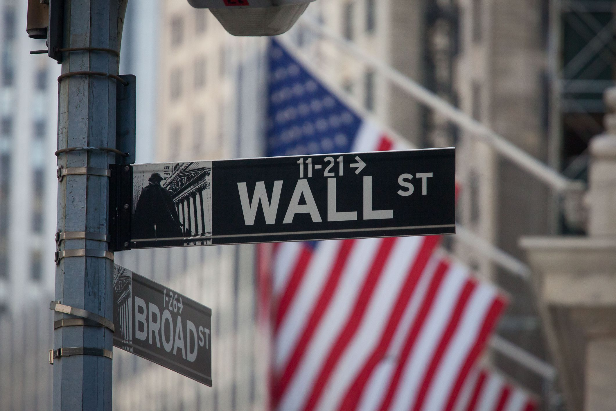 Sejarah Dari Wall Street Washington, D.C