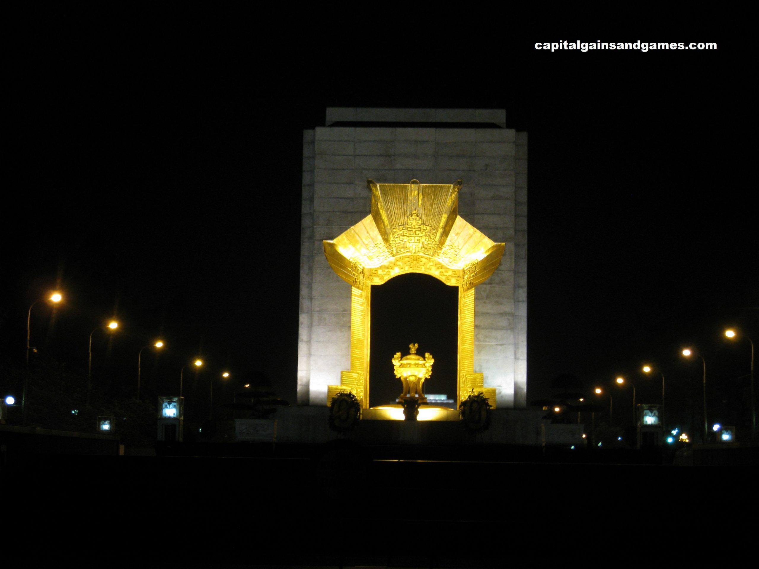 Sejarah Monumen Vietnam Veterans Memorial