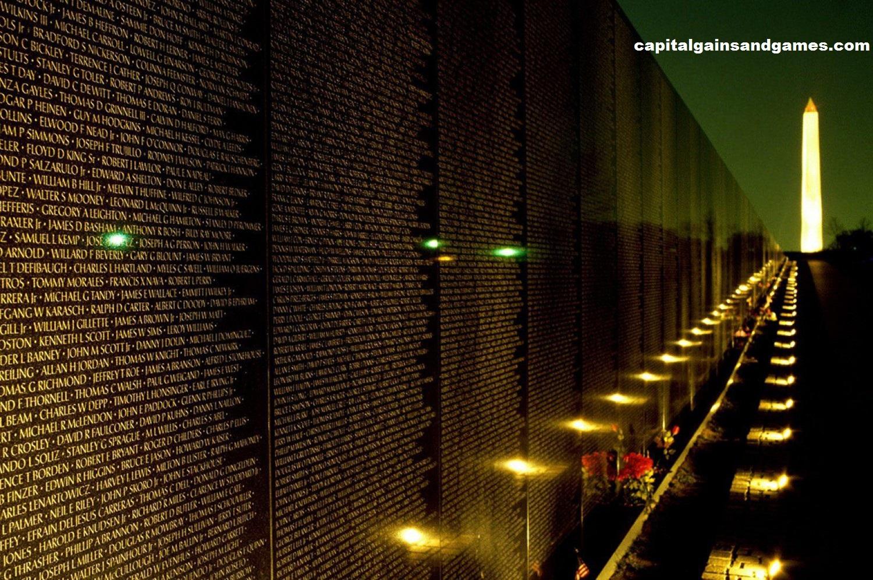Vietnam Veterans Memorial, Monumen Memorial yang Berada di Washington, DC