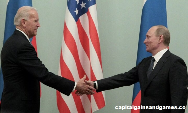 Duta Besar Rusia untuk AS Tiba di Washington