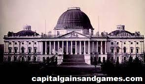 Sejarah Pendirian Gedung Capitol AS